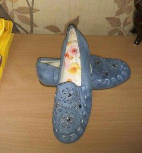Туфли женские 37р-р новые