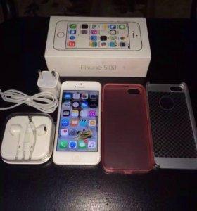 Айфон 5 на 16г