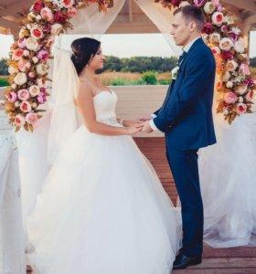 Аренда свадебной арки и аксессуаров
