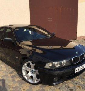 BMW E39 2002
