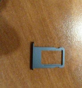 Продаю на айфон 5 нано симка новая
