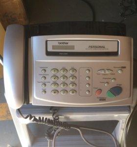 Факсимильный аппарат 236S