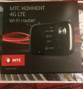 LTE Wi-Fi роутер МТС