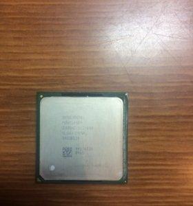 Процессор intel Pentium 4 sock 478