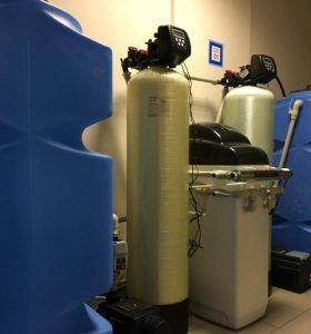 Фильтры, системы очистки и обеззараживания воды