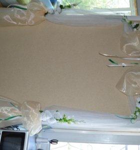 свадебное украшение для зала