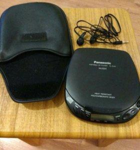 Портативный cd плеер Panasonic