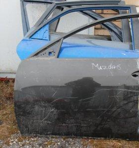 Mazda 6 GH дверь передняя левая.GSYD5902XF