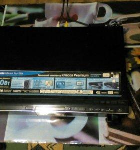 Домашний кинотеатр Panasonic SC PT 860