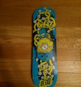 Дека, доска для скейта, скейтборда