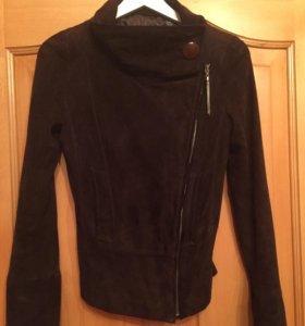 Замшевая куртка Ottimo 42