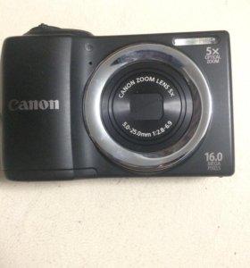 Цифровой фотоаппарат canon power shot a810