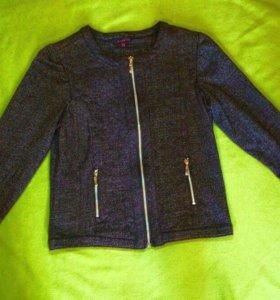 Куртка-накидка от фирмы Avenue Girl.