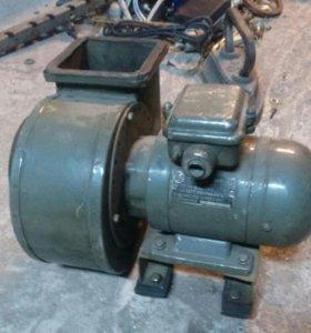 Электро двиготель 220/380вольт