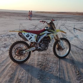 Suzuki rm 450z