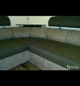 Мебель угол+ кресло