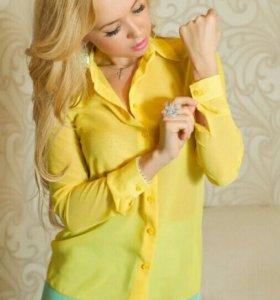 Невероятно легкие блузы