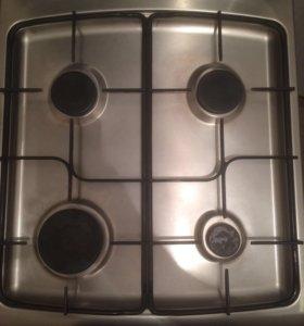 Печка с грилем
