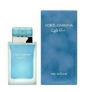 Dolce Gabbana Light Blue интенс 25 мл.
