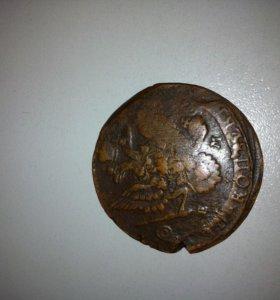 5 копеек 1783 года Екатерины II