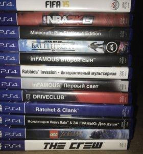 Игры PS4