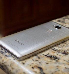 Смартфон Huawei Honor 5X Silver
