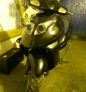 Продам скутер Eurotex moto 150. Объем 180 куб.см.
