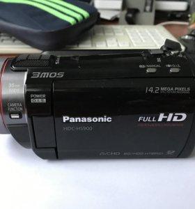 Видео камера Panasonic HDC HS 900