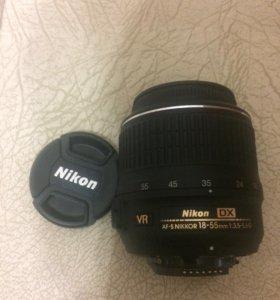 Nikon DX 18-55