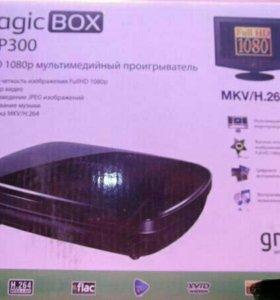 Цифровой медиа плеер Gmini Magic Box HDP300