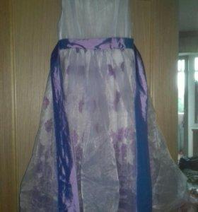 Девичье платье
