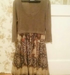 Платье(теплое)