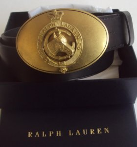 Ремень Antiqued Ralph Lauren W36 W38 England