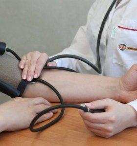 Предрейсовые медицинские осмотры для водителей.