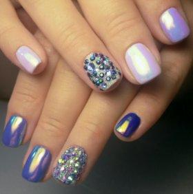 Красоту ногтям