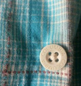 Оригинальная рубашка columbia