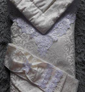 Продам очень красивое конверт-одеялко