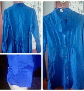 Блузка для беременной
