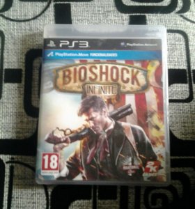 Bioshock infinite Ps3 PlayStation Move