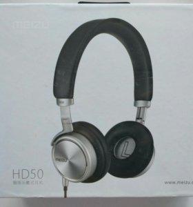 Наушники Meizu HD50 новые