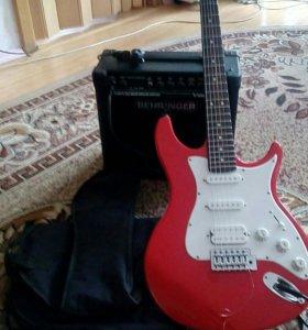 Элректро гитара