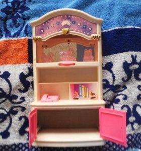 Шкаф для кукол Барби.