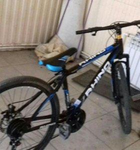Продам велосипед в отличном состояние ТОРГ