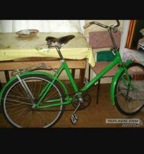 Велосипед,, салют,,