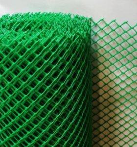 Сетка садовая универсальная с ячейкой 18*18 мм