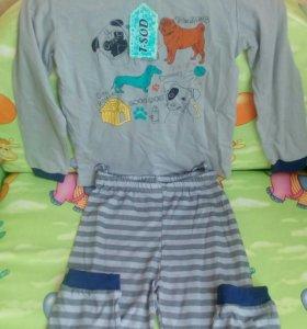 Пижама на мальчка