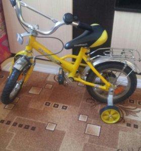 Детский велосипед(новый)