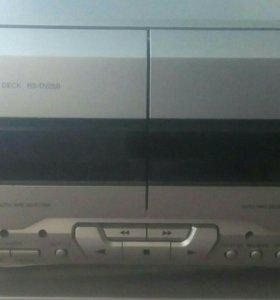 кассетная дека technics rs-dv250