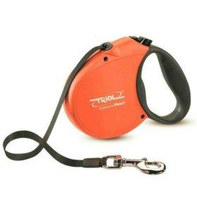 Поводок-рулетка для собак до 50 кг Triol by flexi