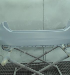 Бампер задний Citroen C4 седан (б/у под покраску)
